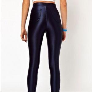 American Apparel Pants - NWT American Apparel Black Disco Pants